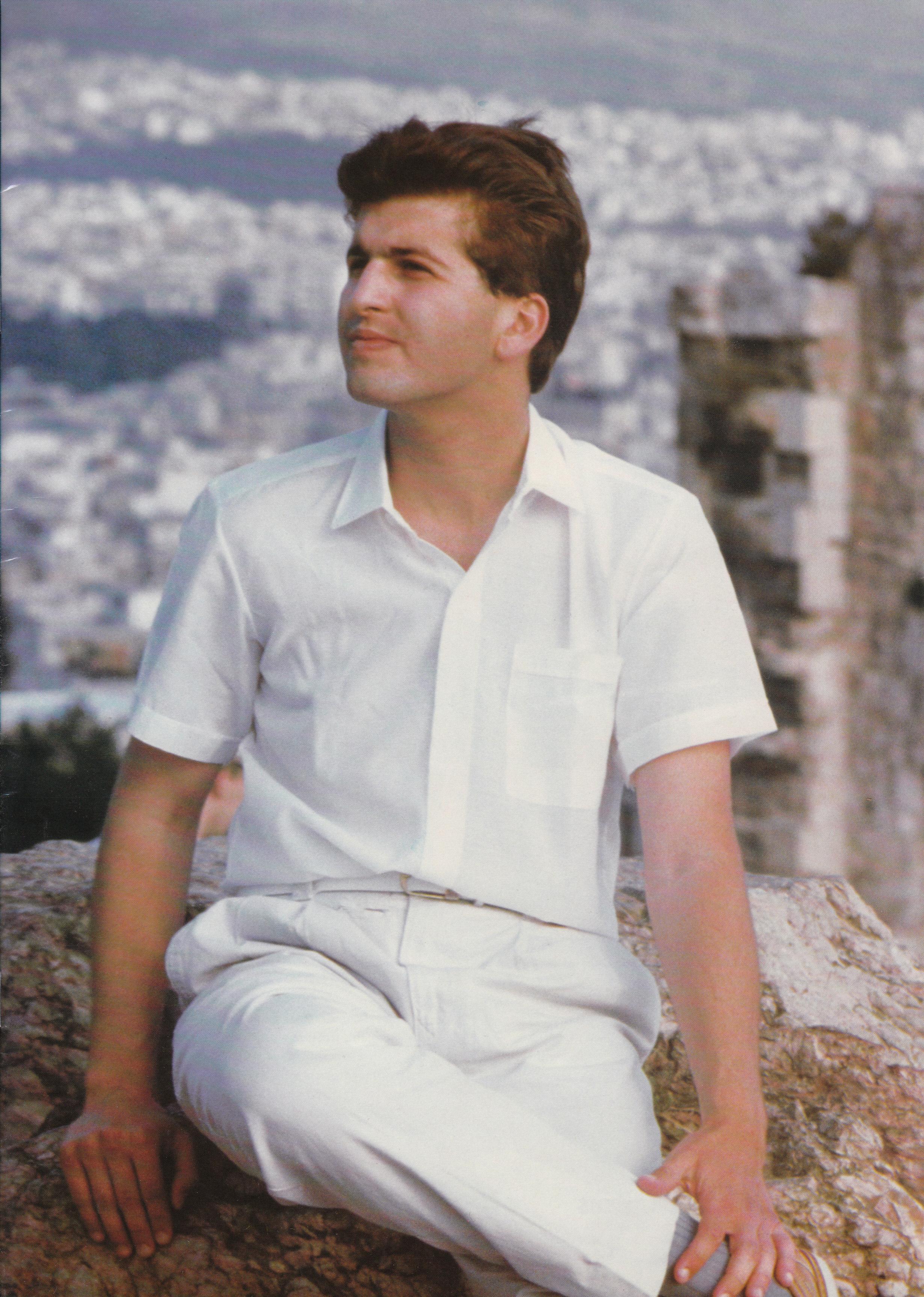 Biography of Dimitris Sgouros